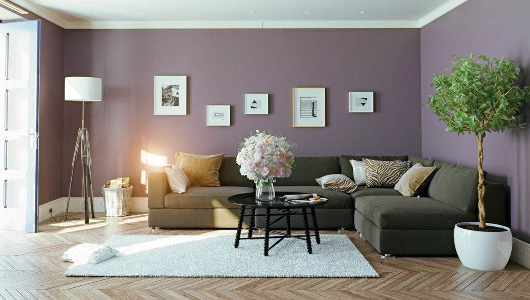 Home Colour Trends 2018